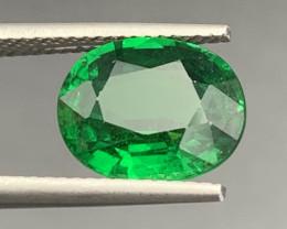 4.94Carats Tsavorite  Garnet Gemstones