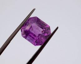 7.2 CT FREE SHIPPING! Custom Fancy Cut Purple Amethyst (Uruguay)
