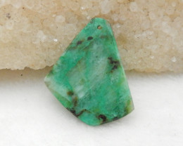 23.5cts Chrysocolla Pendant ,Natural Gemstone ,Nugget Chrysocolla Pendant G