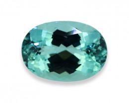 1.82 Cts Stunning Lustrous Greenish Blue Paraiba