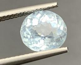 2.24 Carats Aquamarine Gemstone