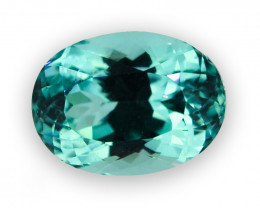 1.61 Cts Stunning Lustrous Greenish Blue Paraiba