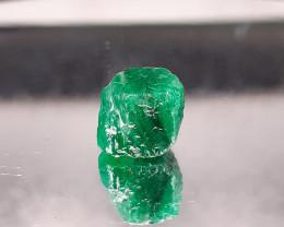 7.21 Cts Multi Terminated Swat Emerald Crystal Specimen