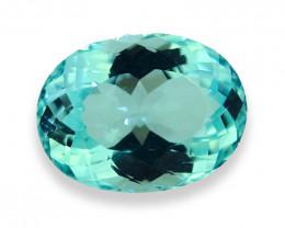 1.41 Cts Stunning Lustrous Blue Paraiba