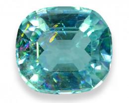 1.27 Cts Stunning Lustrous Neon Blue Paraiba