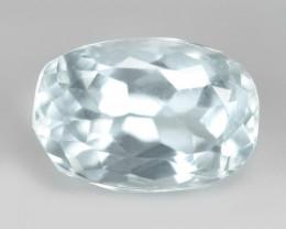 1.95 CTS Unheated  Sky Blue Color Natural Aquamarine Loose Gemstone