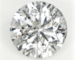 Big Salt and Pepper Diamond ,1.49 cts