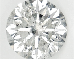 1.54 ct , Natural Light Diamond , Jewelry Quality Diamond