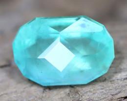 Zambian Emerald 1.31Ct Natural Green Color Zambian Emerald B0508