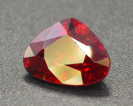 Amazing 2.00 ct heart shape Garnet ~Tanzania