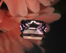 Master Cut Amythyst Gemstone Cut by Master Cutter