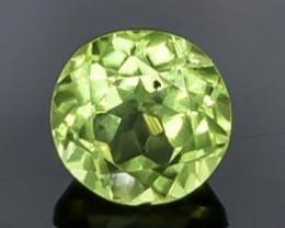 1.04 Crt  Peridot Faceted Gemstone (Rk-59)