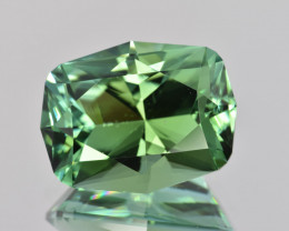 Natural Green Tourmaline 12.78 Cts from Afghanistan