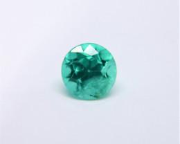 1.30 Cts Unheated Natural Green Apatite Loose Gemstone