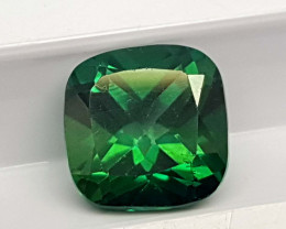 2.89Crt Green Topaz Natural Gemstones JI39