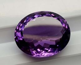 13.35Crt Natural Amethyst  Natural Gemstones JI39