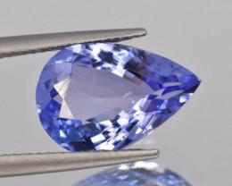 Natural Tanzanite 4.76 Cts Top Grade  Faceted Gemstone