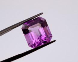 10.81 CT FREE SHIPPING! Custom Fancy Cut Purple Amethyst (Uruguay)