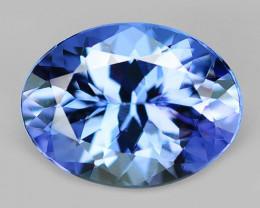 1.34 Cts Amazing rare Violet Blue Color Natural Tanzanite Gemstone