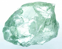 48.8ct Beryl mintgreen Madagascar