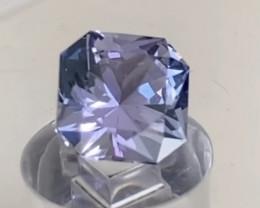 Precision Cut Pretty Tanzanite Ref 3307