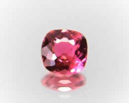 0.50 Cts Unheated Pink Color Natural Tourmaline Loose Gemstone