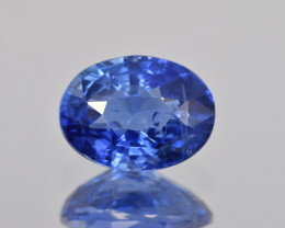 Natural Cornflower Blue Sapphire 3.02 Cts from Sri Lanka