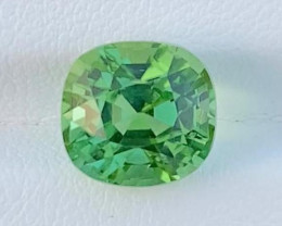 Loupe Clean 5.70 ct Natural Green Tourmaline