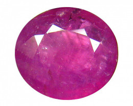 AIG Certified Natural Ruby - 1.80 ct