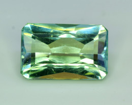 Kunzite, 16.90 Carats Amazing Lush Green Hiddenite Kunzite Gemstone