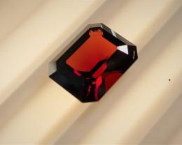 Tanga Garnet Gemstone auction sales
