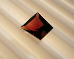 Chrome Red Garnet Gemstone