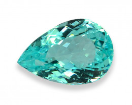 1.85 Cts Stunning Lustrous Neon Blue Paraiba