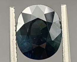 GFCO Cert 3.46Carats Sapphire Gemstones