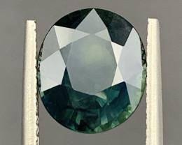 GFCO 4.07Carats Sapphire Gemstones