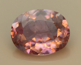 Rare Pink 2.00 ct Afghan Color Change Diaspore SKU-12