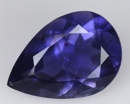1.42 CT BLUE IOLITE NICE CUT GEMSTONE IO6
