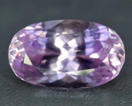 NR 22.70 cts Natural Purplish Pink Kunzite Gemstone