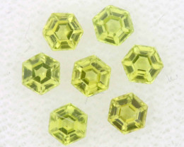 1.15 CTS PERIDOT BRIGHT GREEN PARCEL RNG-579