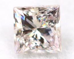 Pink Diamond 0.12Ct Untreated Genuine Fancy Diamond A1011