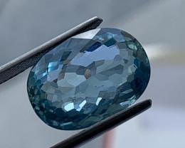 GIL Certified  9.10 Carats Aquamarine Gemstone
