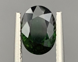 1.50 Carat Chrome Tourmaline Gemstone