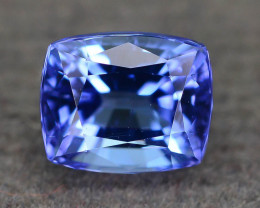 AAA Grade 1.24 ct Tanzanite eye catching Color SKU.28