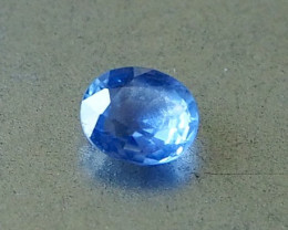 1.21ct natural unheated sapphire