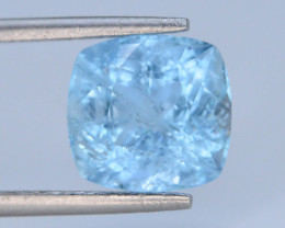 Top Color 3.45 ct Attractive Color Aquamarine ~ G