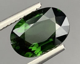 2.03 Carat chrome Tourmaline Gemstone