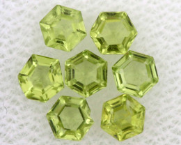 1 CTS  PERIDOT FACETED STONE PARCEL RNG-586