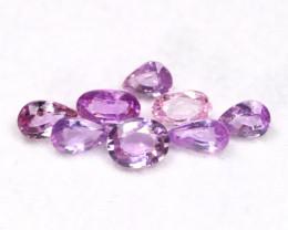 Unheated Sapphire 2.36Ct VS Natural Pink Sapphire Lot B0714