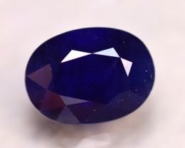 Ceylon Sapphire 25.32Ct Royal Blue Sapphire DR211/A43