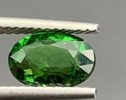 1.60 Carat chrome Tourmaline Gemstone